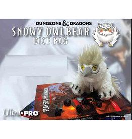 Ultra Pro Snowy Owlbear Gamer Pouch