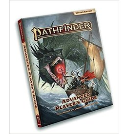 Paizo Pathfinder RPG: Advanced Player`s Guide Hardcover (P2)