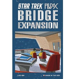 Looney Labs Star Trek Fluxx Bridge Exp