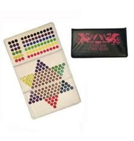 Wood Expressions Magnetic Chinese Checkers