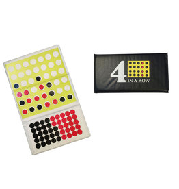 Wood Expressions Magnetic 4 in a row game