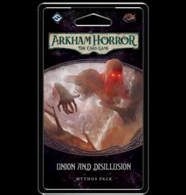 Fantasy Flight Games Arkham Horror LCG: Union and Disillusion Mythos Pack