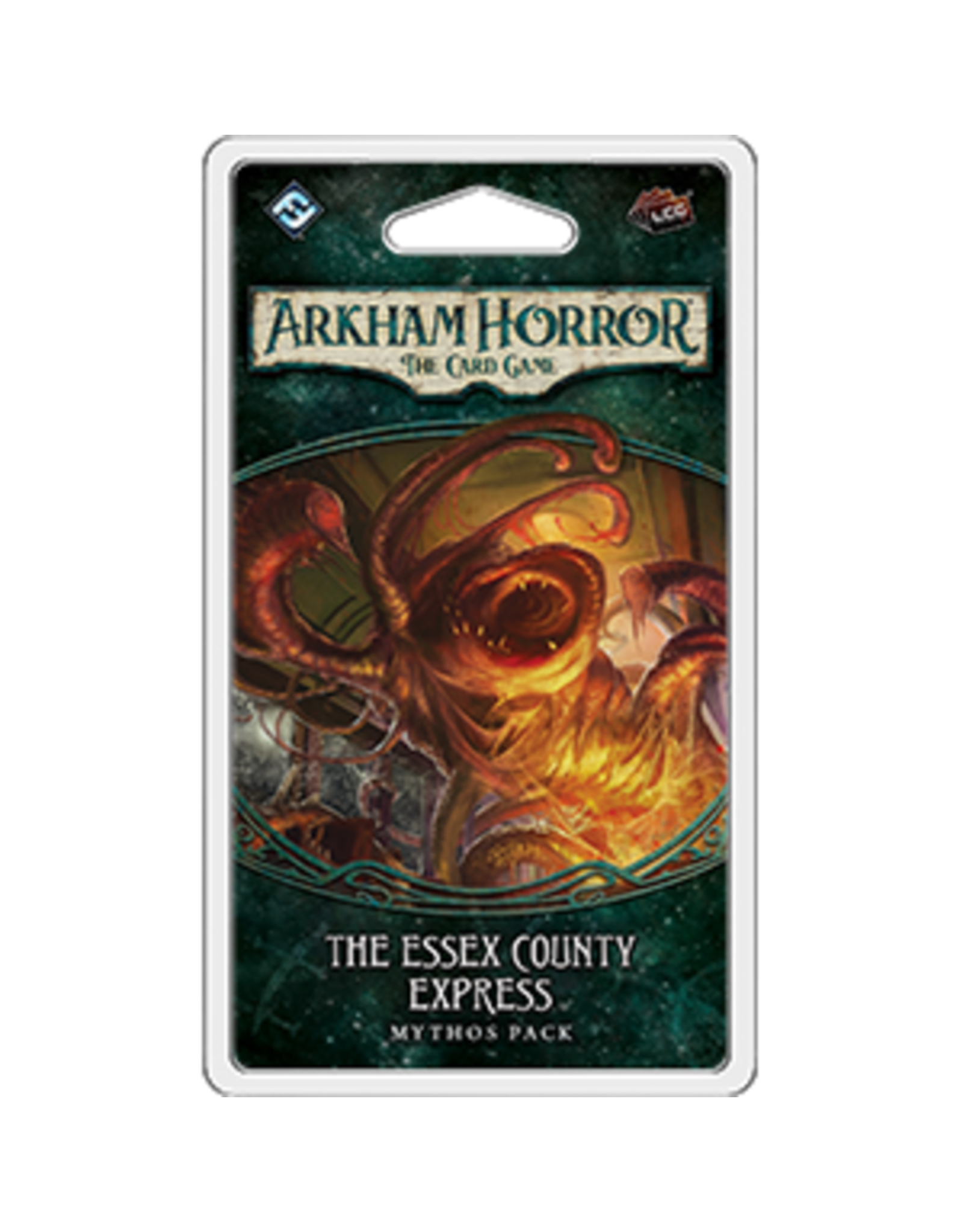 Fantasy Flight Games Arkham Horror LCG: The Essex County Express Mythos Pack