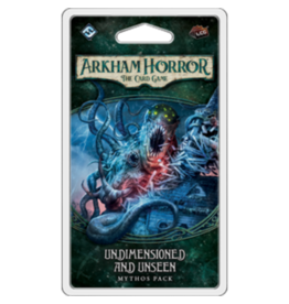 Fantasy Flight Games Arkham Horror LCG: Undimensioned and Unseen Mythos Pack