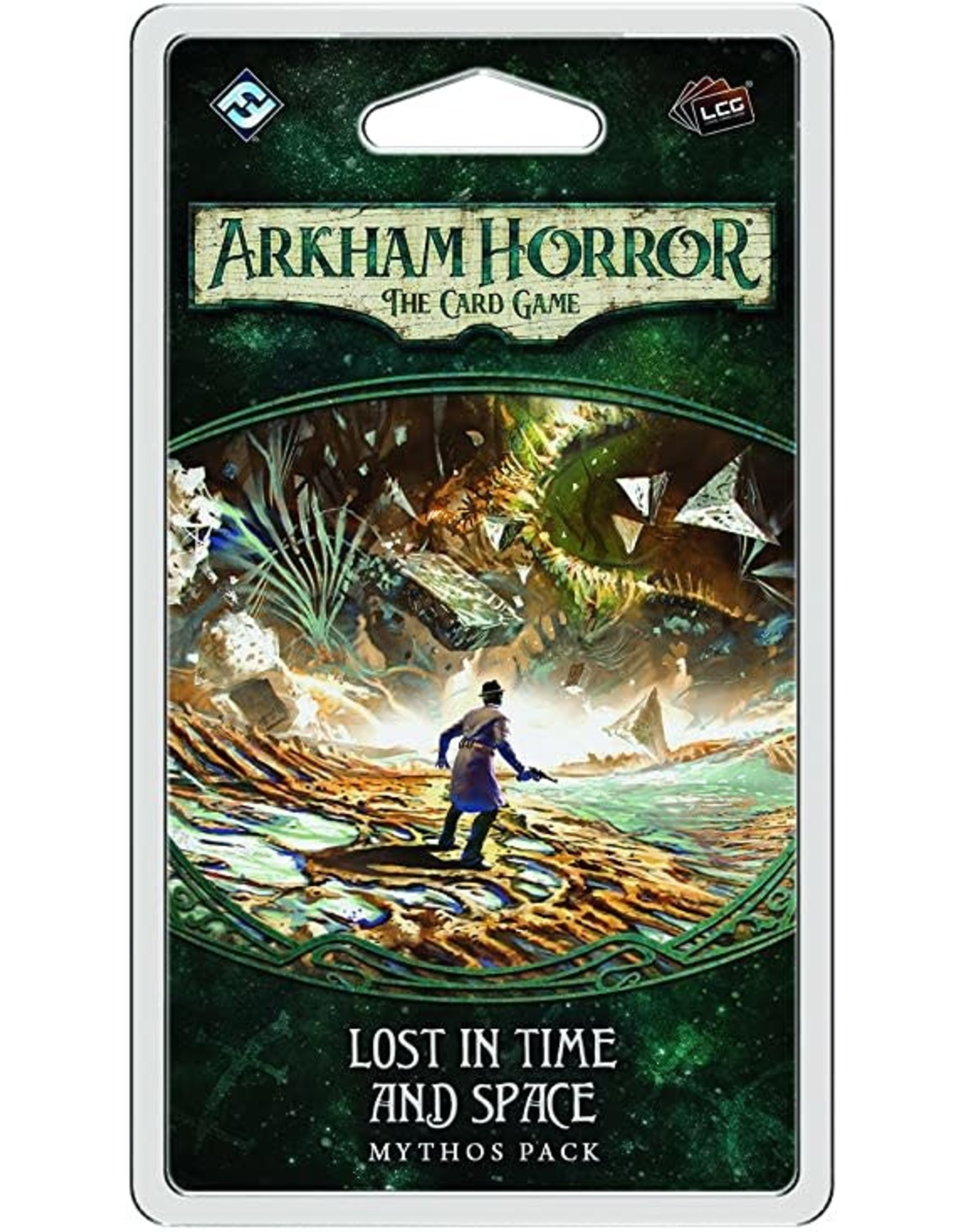 Fantasy Flight Games Arkham Horror LCG: Lost in Time and Space Mythos Pack