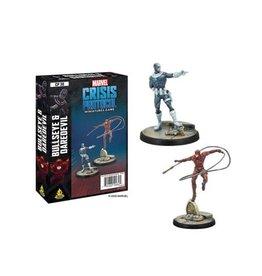 Atomic Mass Games Marvel Crisis Protocol: Bullseye & Daredevil