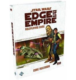 Fantasy Flight Games Star Wars RPG: Edge of the Empire Core Rulebook