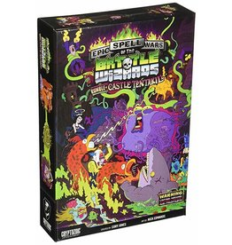 Cryptozoic Epic Spell Wars of the Battle Wizards 2: Rumble at Castle Tentakill