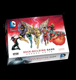 Cryptozoic DC Comics DBG: Heroes Unite