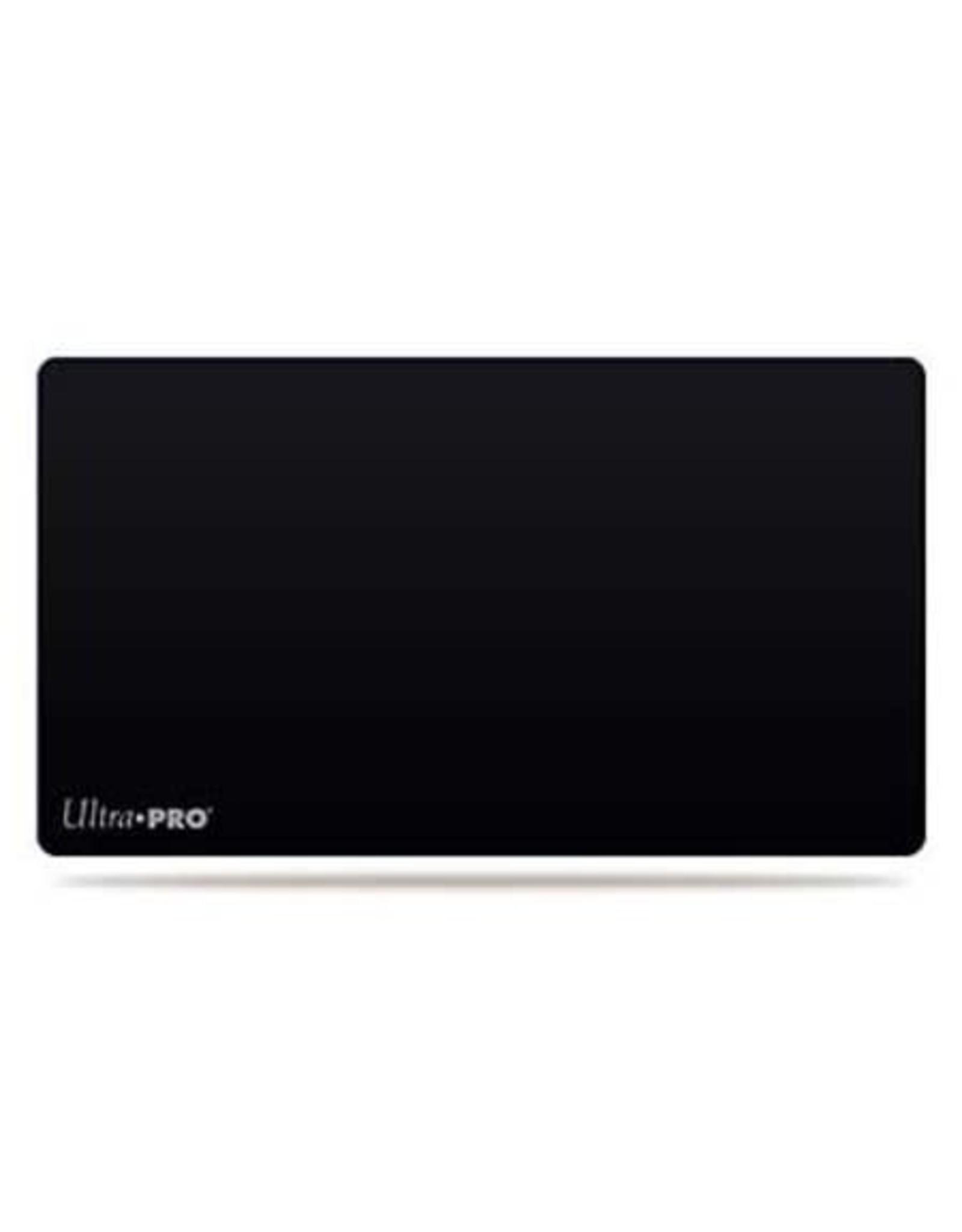 Ultra Pro Black Playmat
