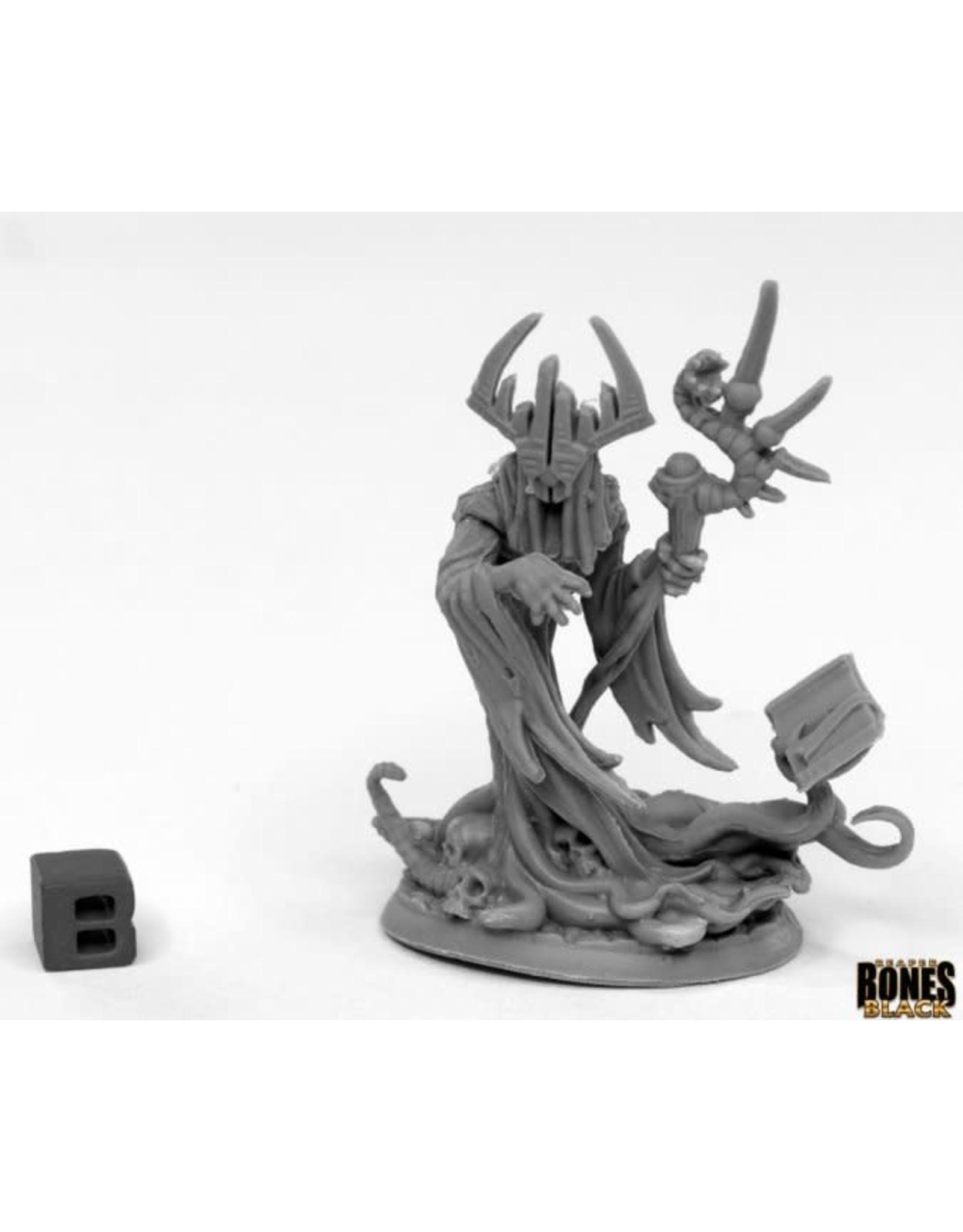 Reaper Miniatures Bones Black: Crimson Herald
