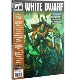 Games Workshop White Dwarf Monthly 457