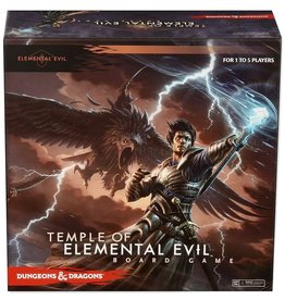 Wizards of the Coast D&D: Temple of Elemental Evil Board Game