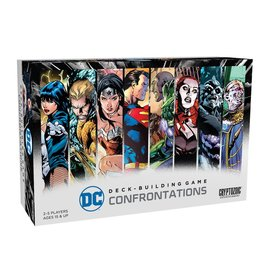 Cryptozoic DC Comics DBG: Confrontations