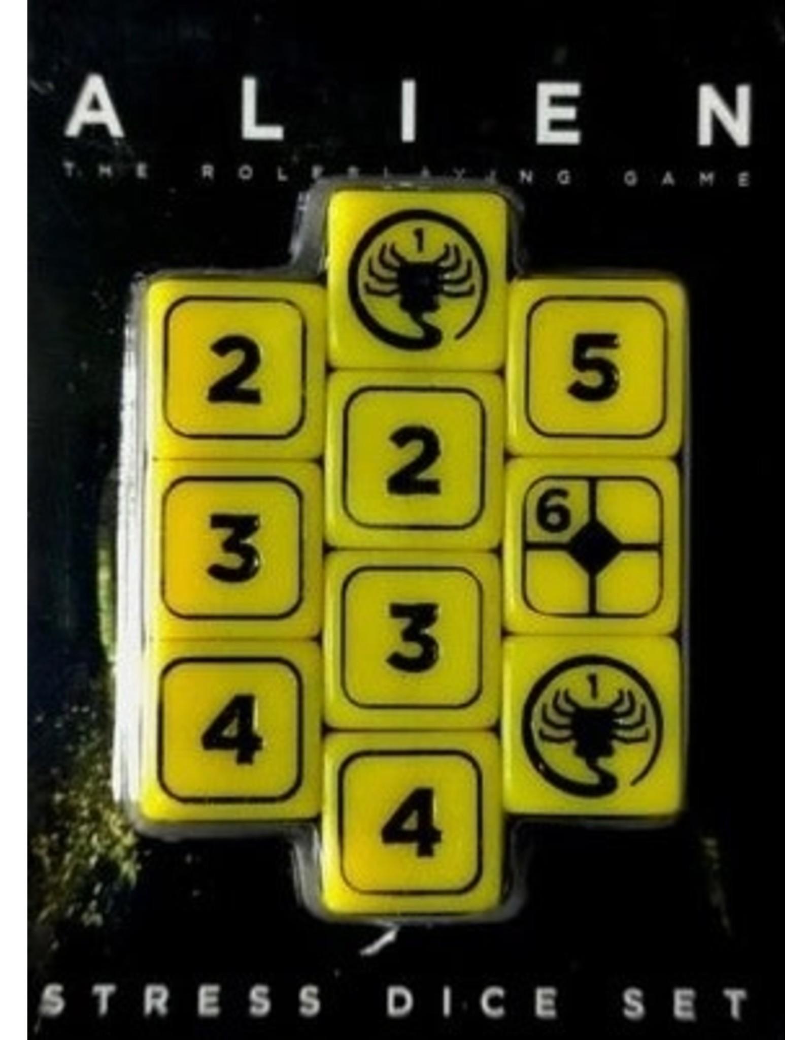 Alien RPG: Stress Dice