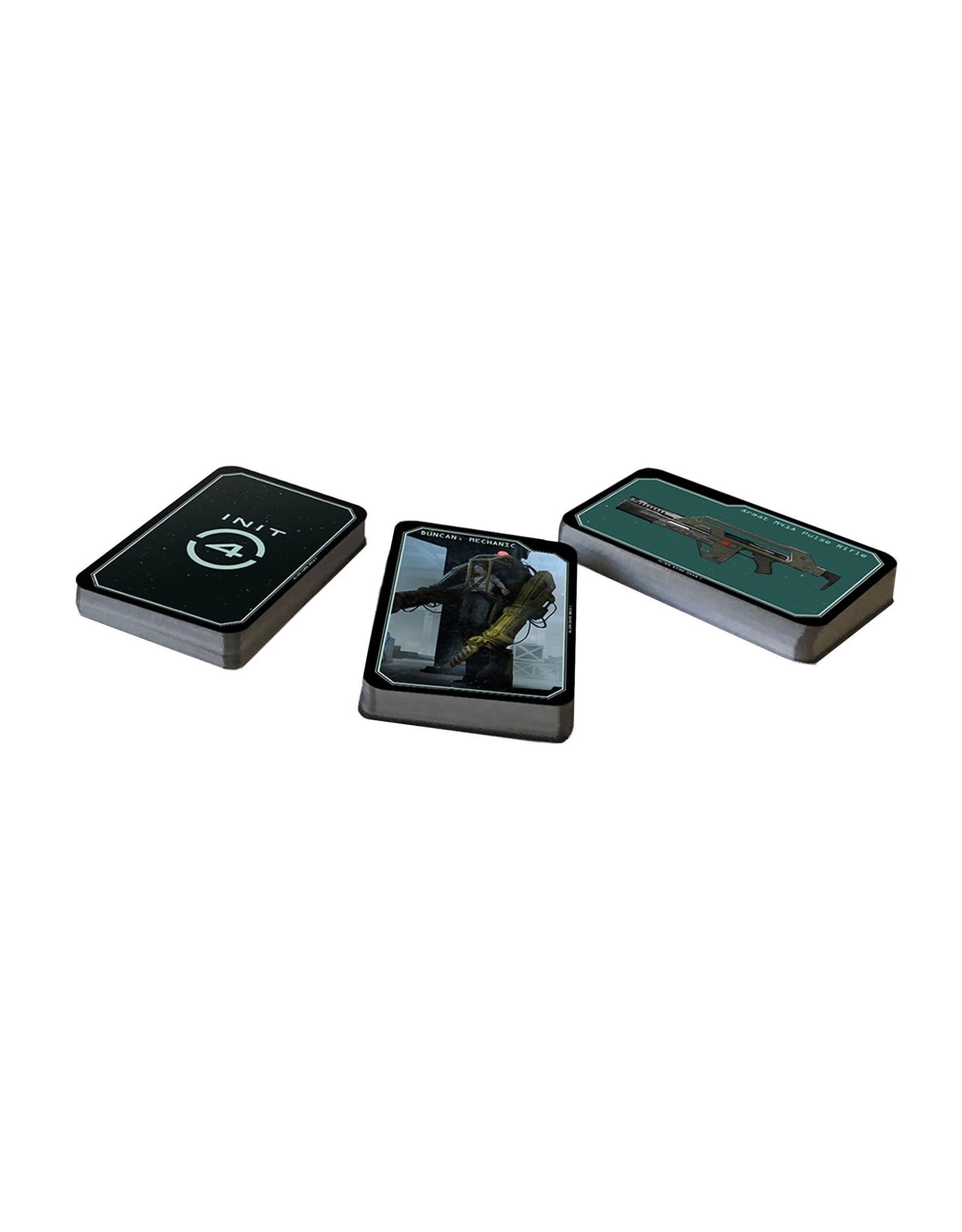 Alien RPG: Custom Card Deck