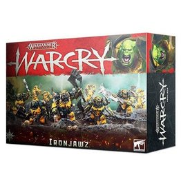 Games Workshop Warcry: Ironjawz