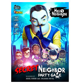 Hello Neighbor: Secret Neighbor Party Game