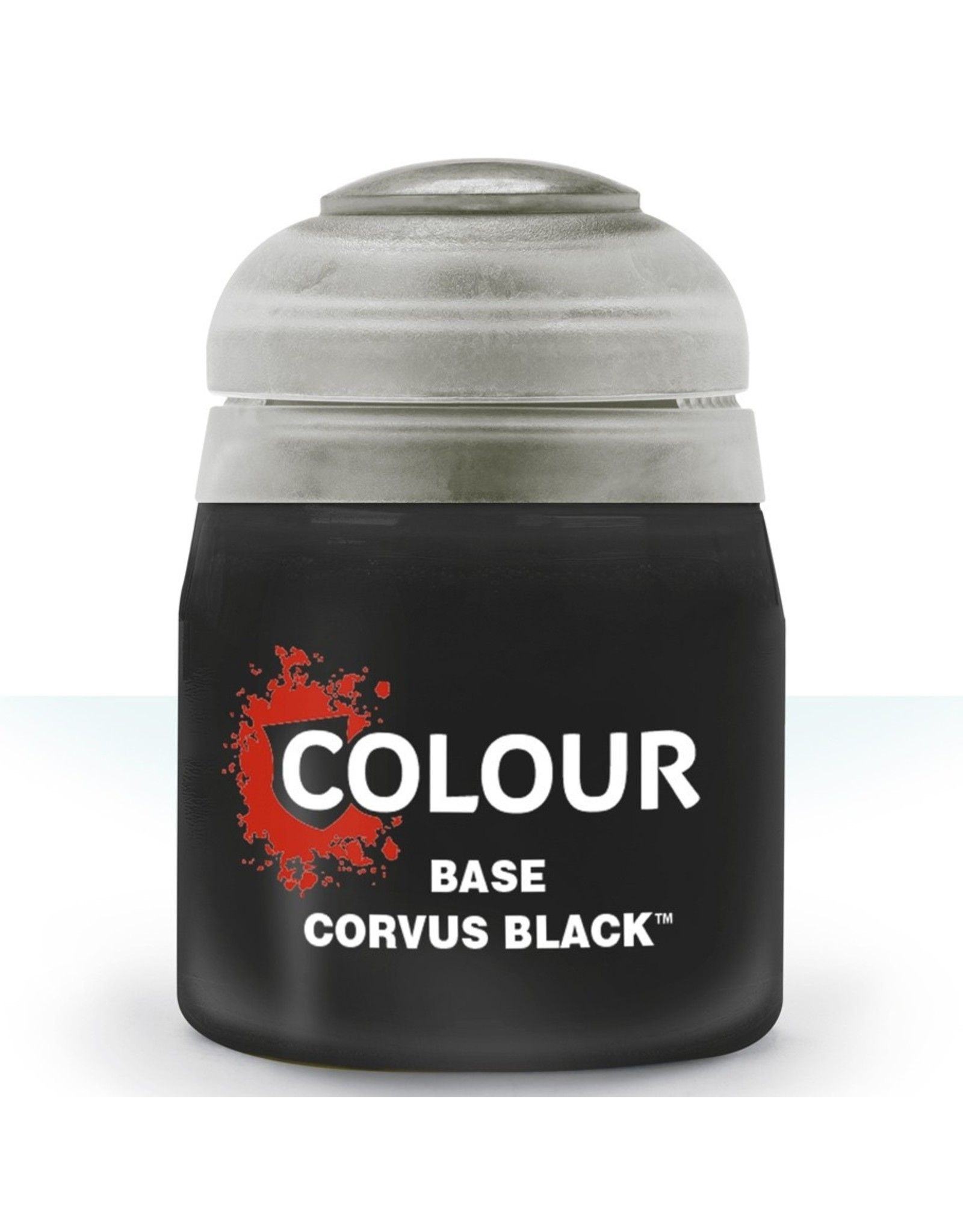 Games Workshop BASE Corvus Black