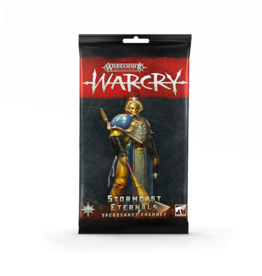 Games Workshop Warcry: Sacrosanct Chaimber Card Pack