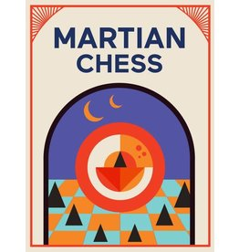 Looney Labs Martian Chess (Red Pyramids)
