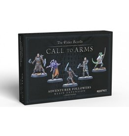 Asmodee Editions Elder Scrolls Call to Arms Adventurer Followers