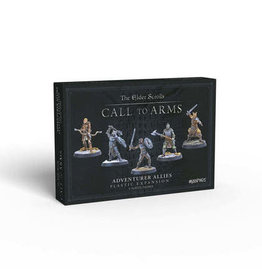 Asmodee Editions Elder Scrolls Call to Arms Adventurer Allies