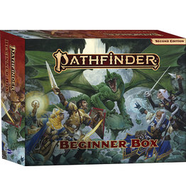 Paizo Pathfinder RPG: Beginner Box (P2)