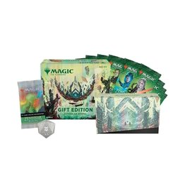 Wizards of the Coast MtG: Zendikar Rising Holiday Gift Bundle