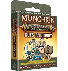 Steve Jackson Games Munchkin Warhammer Age of Sigmar - Guts and Gory