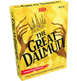 Wizards of the Coast Great Dalmuti: Dungeons & Dragons