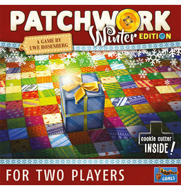 Mayfair Games Patchwork Christmas Edition