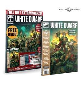 Games Workshop White Dwarf Monthly 458