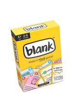 Blank, make it your game!