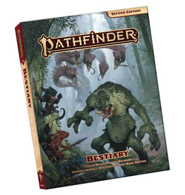 Paizo Pathfinder 2E: Bestiary Pocket Edition