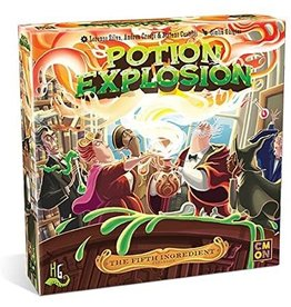CMON Potion Explosion: the Fifth Ingredient