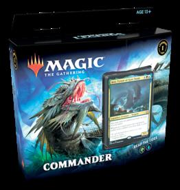 Wizards of the Coast MTG Commander Legends Commander Deck: Reap the Tides