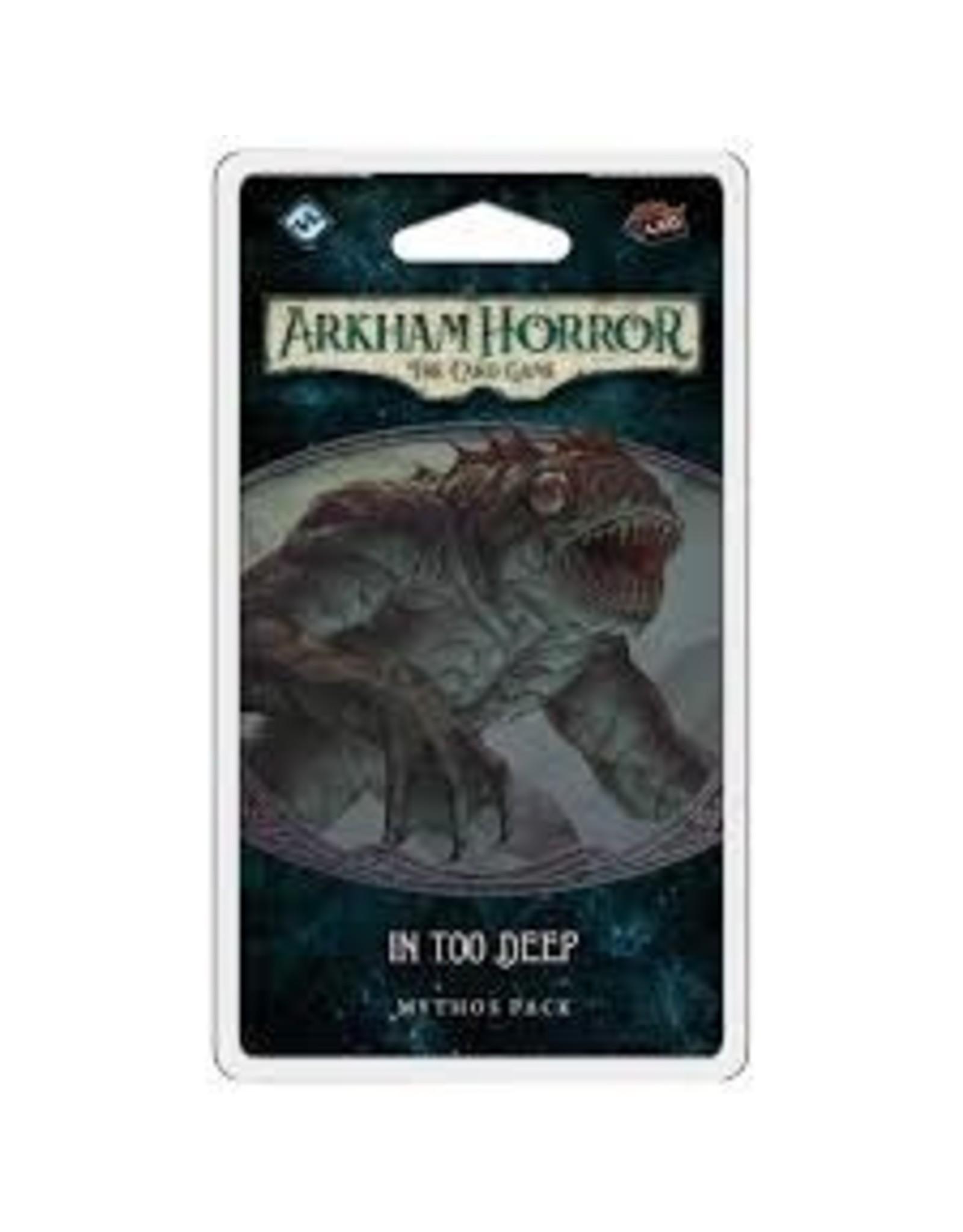 Fantasy Flight Games Arkham Horror LCG: In Too Deep
