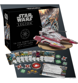 Fantasy Flight Games Star Wars Legion TX-130 Saber Class Fighter Tank Unit Expansion