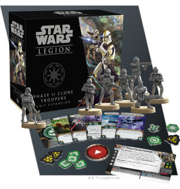 Fantasy Flight Games Star Wars Legion Phase II Clone Troopers Unit Expansion