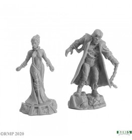 Reaper Miniatures Graveflesh Servants (2)