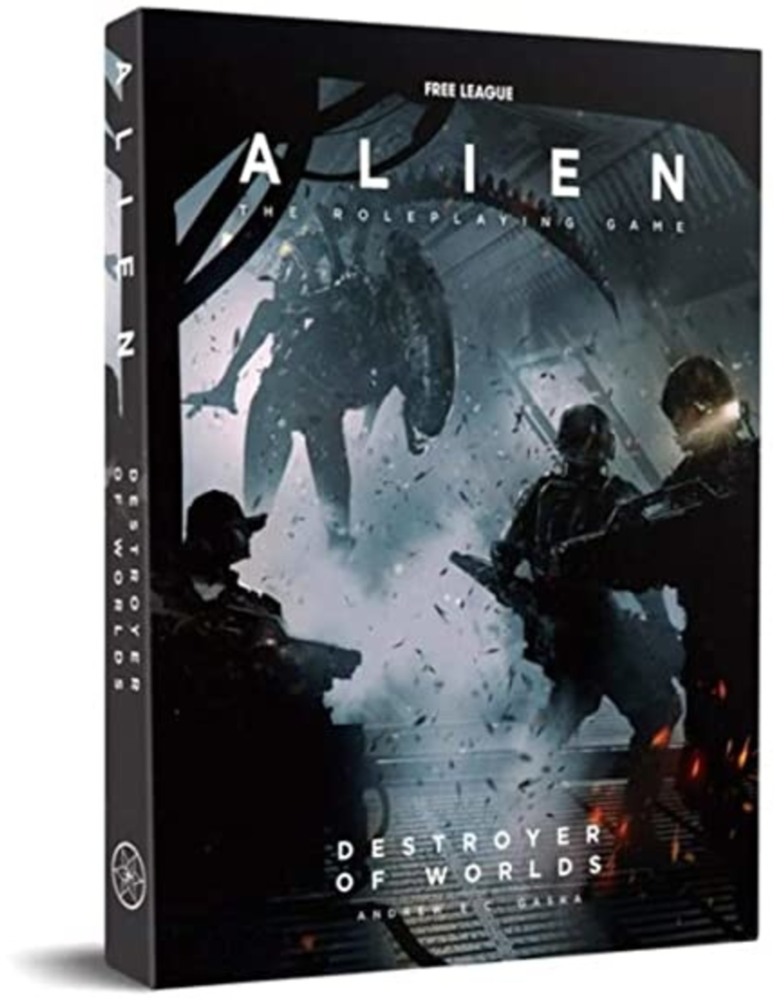 Alien RPG: Destroyer of Worlds Hardcover