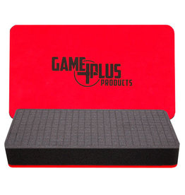 Game plus products 2 inch Pluck Foam