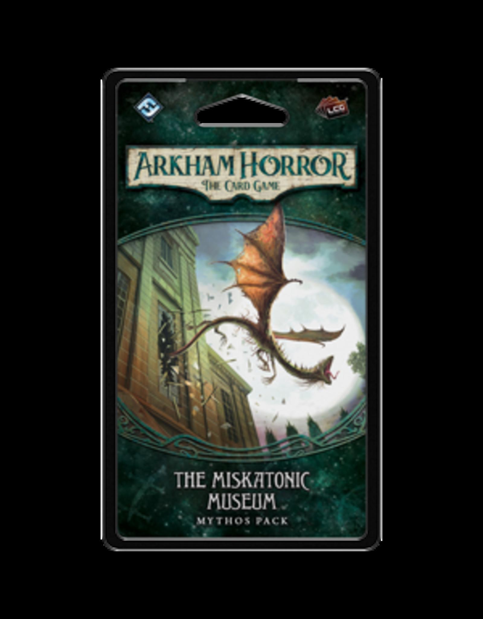 Fantasy Flight Games Arkham Horror LCG: The Miskatonic Museum Mythos Pack