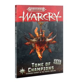 Games Workshop Warcry Tome of Champions 2020