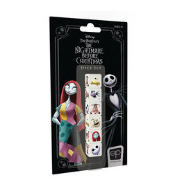 Usaopoly The Nightmare Before Christmas Dice Set