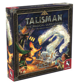 Pegasus Spiele Talisman: The City Expansion
