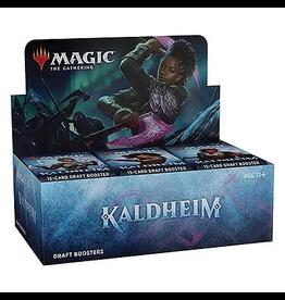 Wizards of the Coast Preorder MTG: Kaldheim Draft Booster Box