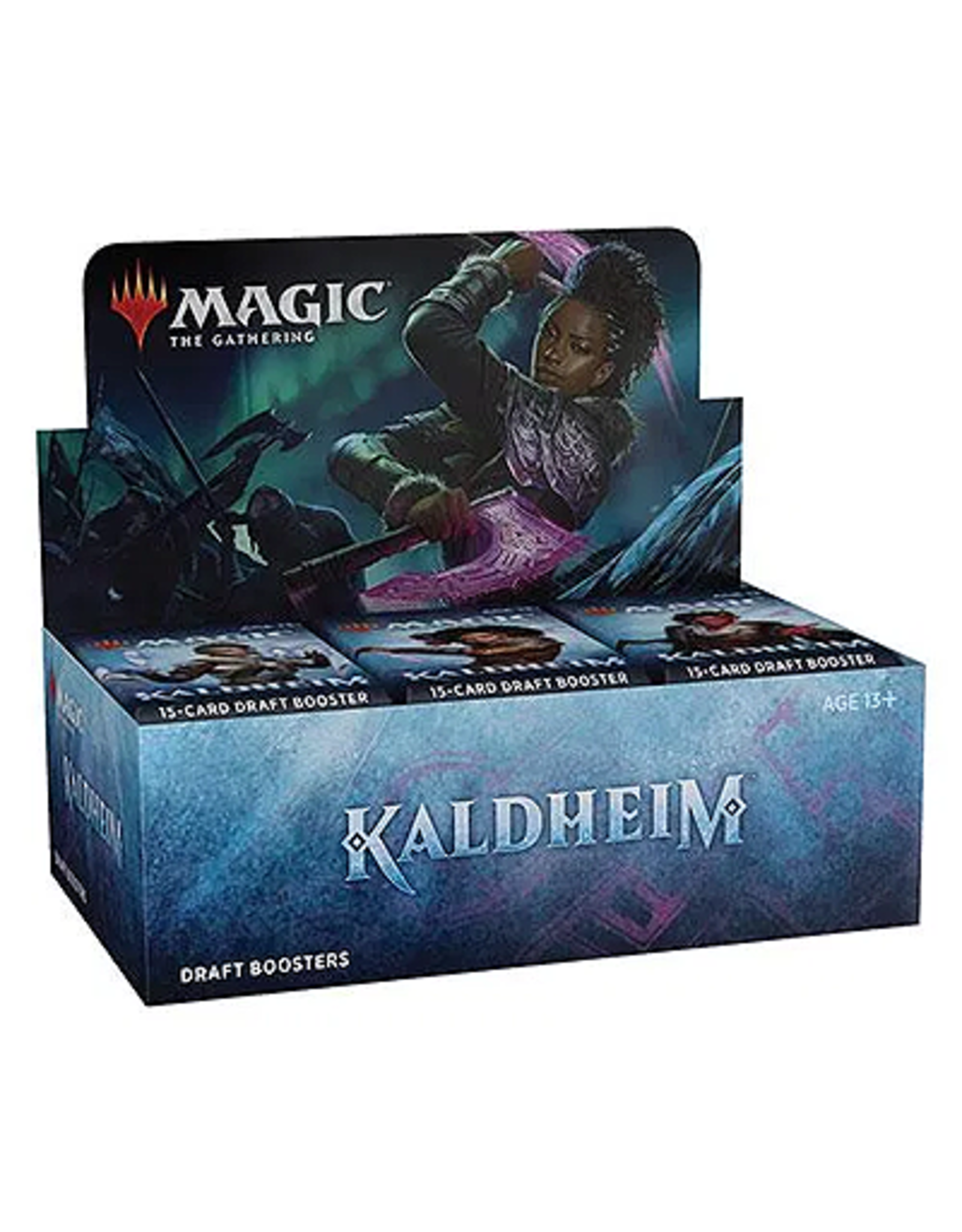 Wizards of the Coast Preorder MTG: Kaldheim Draft Booster Box