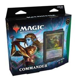 Wizards of the Coast Preorder MTG: Kaldheim Commander Deck Elven Empire